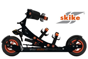 Skike vX TWIN - Second Edition