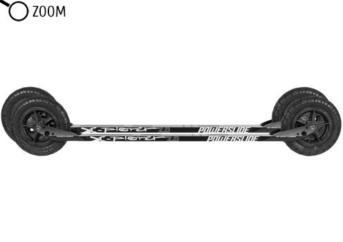 Powerslide X-Plorer Cross Rollerski