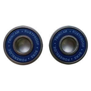 Bearings Set Twincam Rustproof for Powerslide Nordic Skates